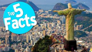 Top 5 Brazil Facts