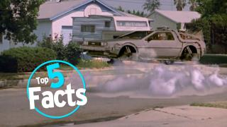 Top 5 Facts About Flying Cars