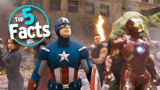Top 5 Facts about Marvel Comics