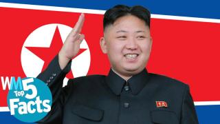 Top 5 DISTURBING Facts About North Korea