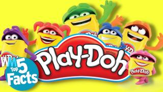 Top 5 Awesome Play-Doh Facts