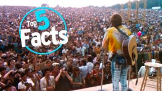 Top 5 Woodstock Facts