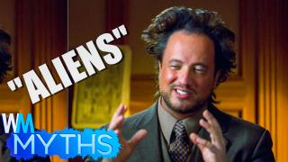 Top 5 Myths About Aliens