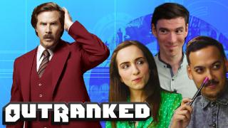 Top 10 Comedy Movies of the 2000s - OUTRANKED TRIVIA GAME SHOW! Episode 6