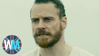 Top 10 Michael Fassbender Performances