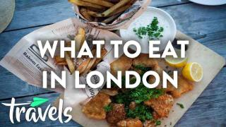 Top 10 Iconic Dishes in London