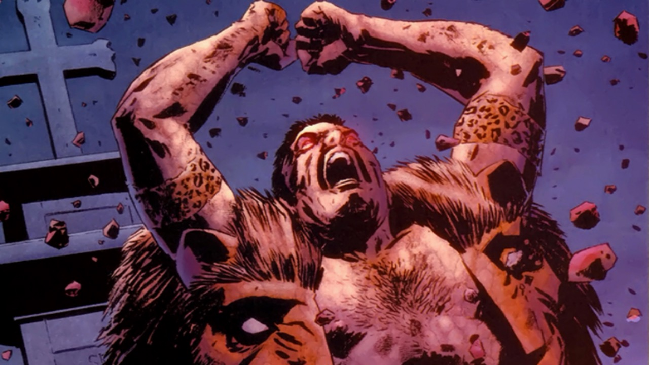 Supervillain Origins: Kraven The Hunter