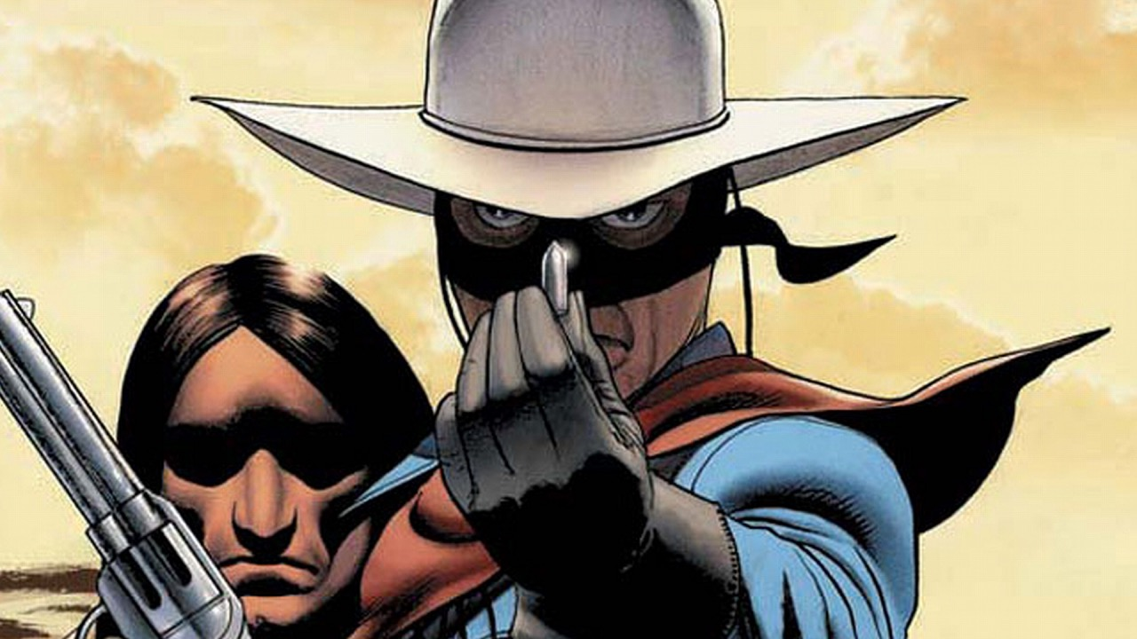 Superhero Origins: The Lone Ranger