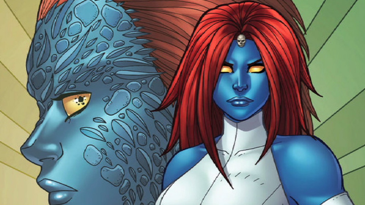 Supervillain Origins: Mystique