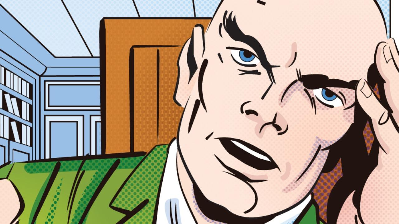 Superhero Origins: Professor X (Redux)