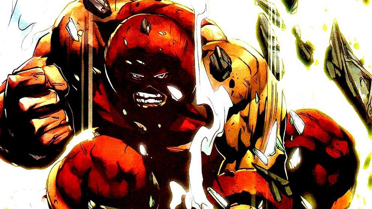 Supervillain Origins: The Juggernaut