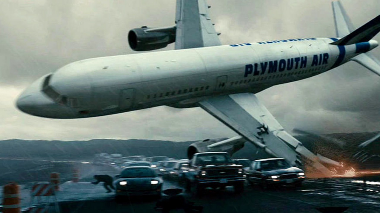 Top 10 Movie Plane Crashes