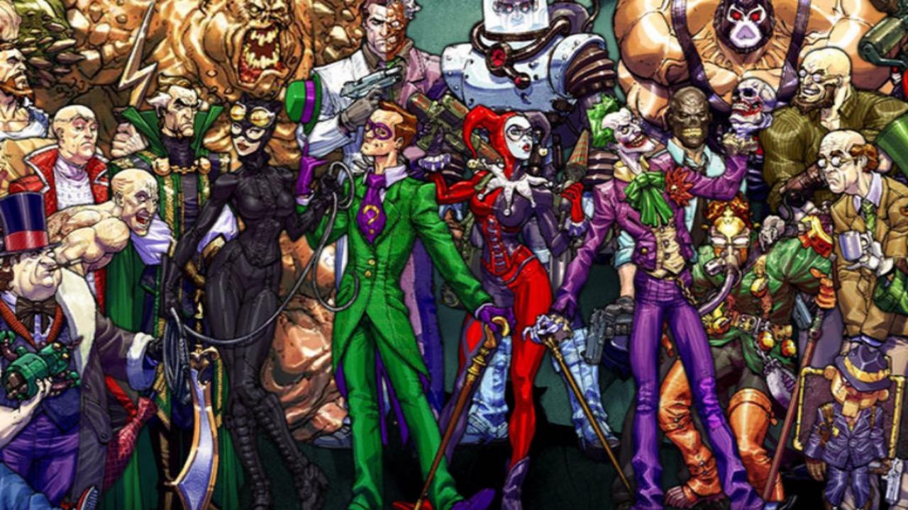 「batman villains」的圖片搜尋結果