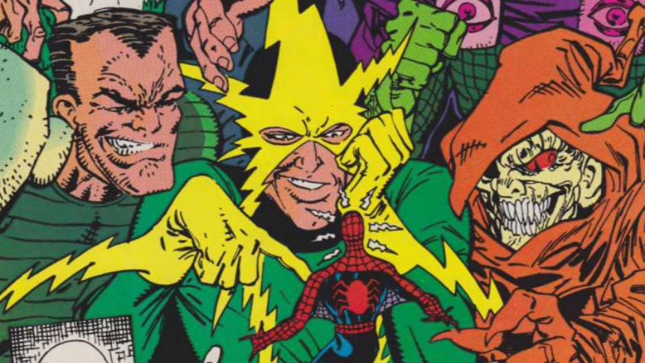 Top 10 Sinister Six Members in Marvel Comics