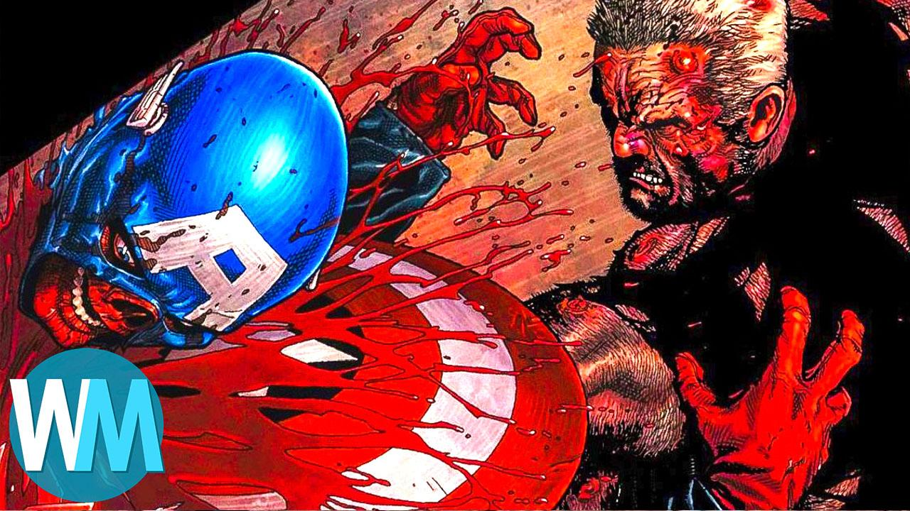 Top 10 Wolverine Comics You Should Read