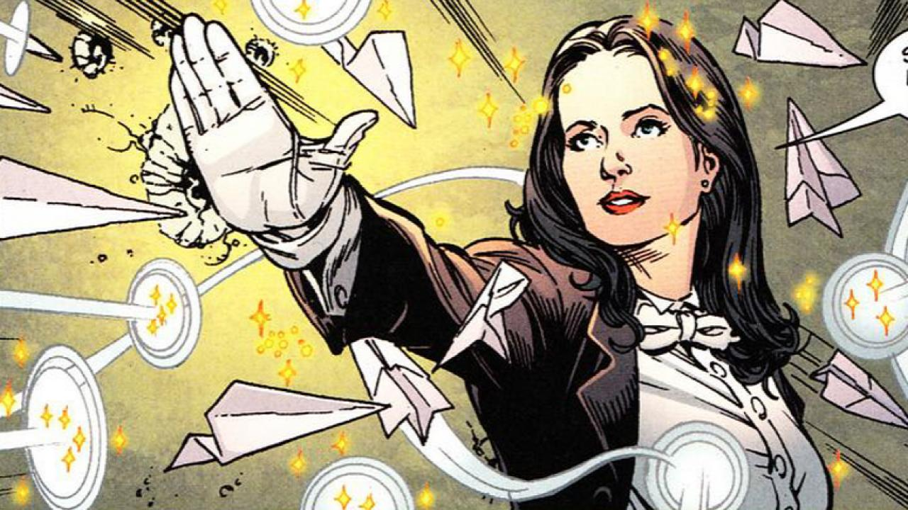 Superhero Origins: Zatanna