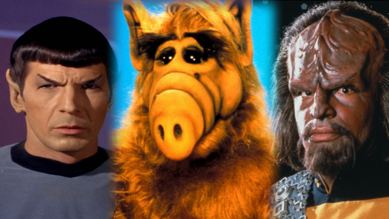 Top 10 Alien Races from Television