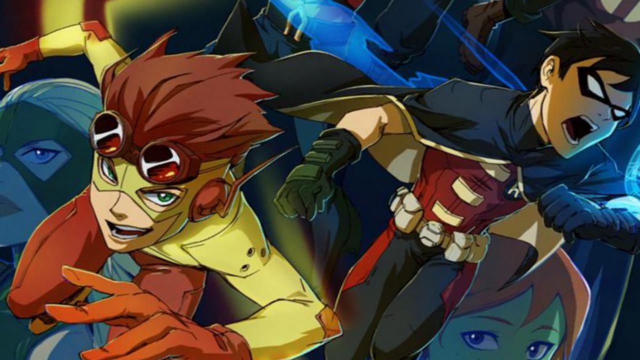 Top 10 animated superhero tv series watchmojo com