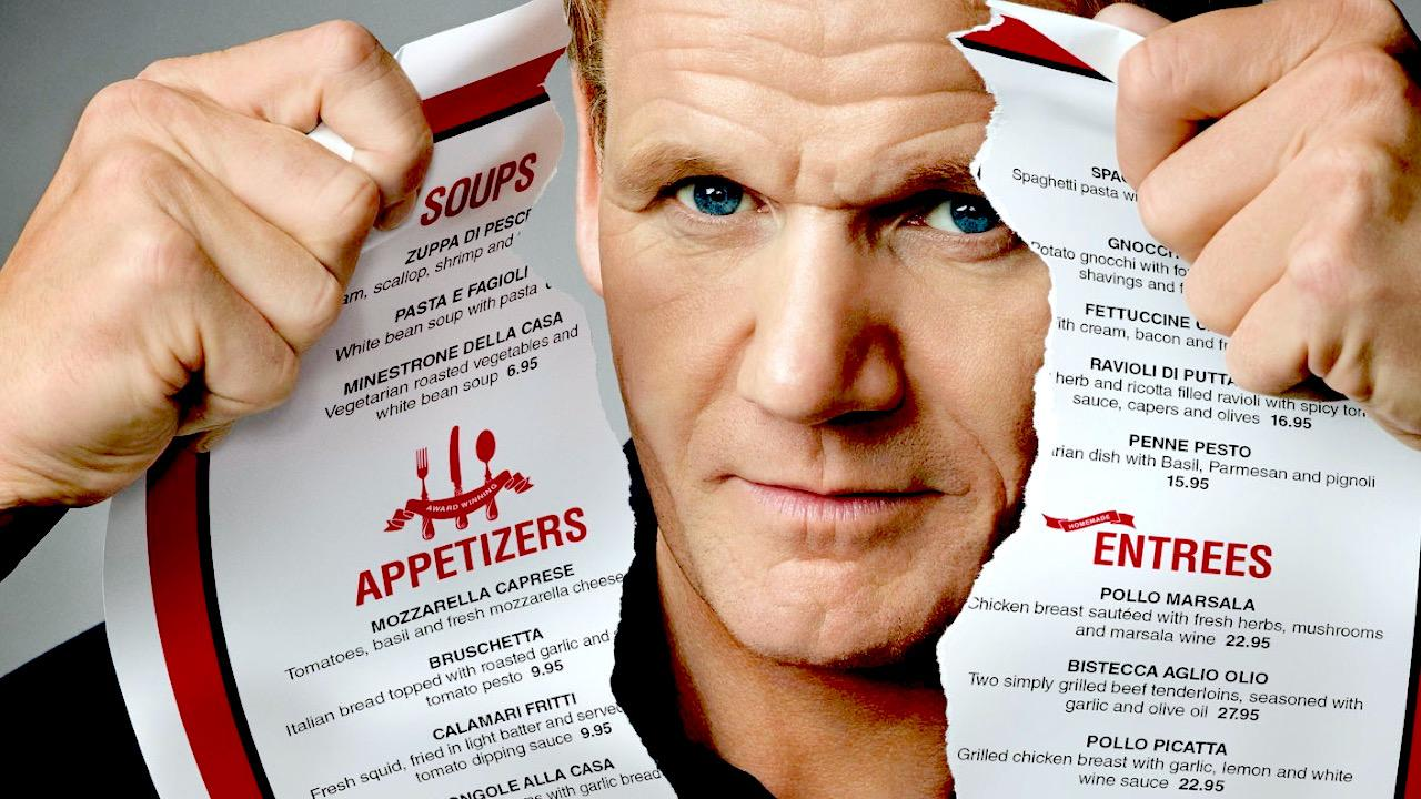 Another Top 10 Gordon Ramsay Outbursts