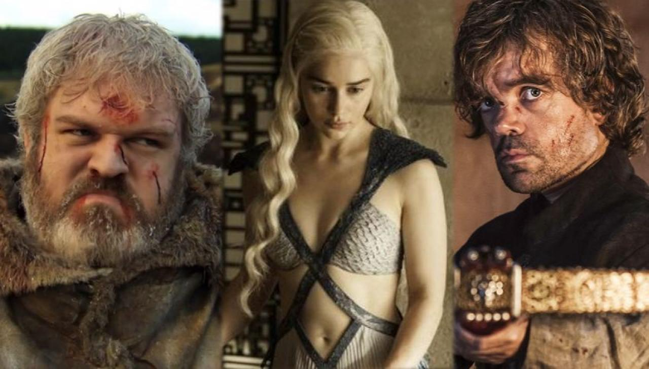 Top 10 Game Of Thrones Characters