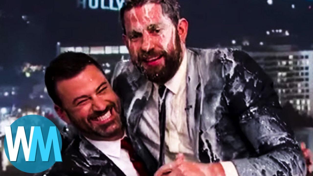 Top 10 Memorable Jimmy Kimmel Moments | WatchMojo.com