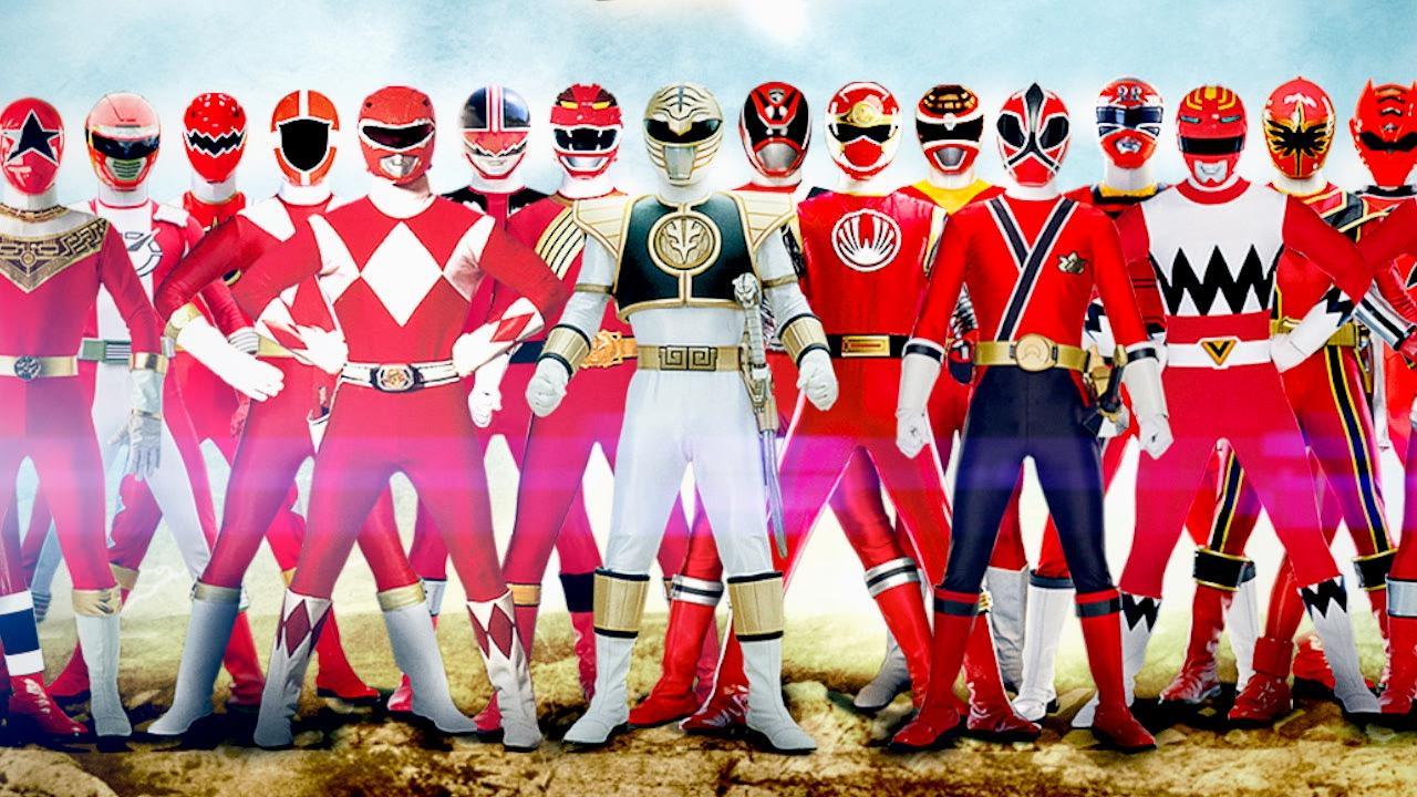 Power Ranger Serie