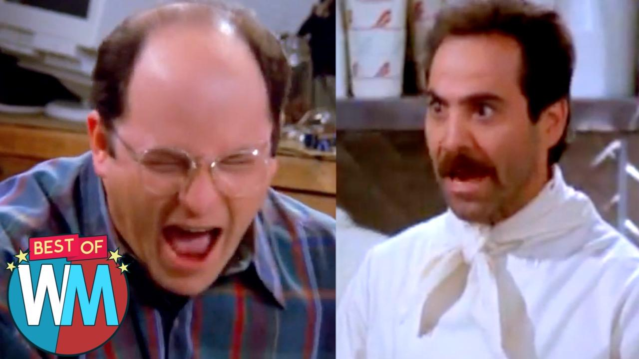 Top 10 Seinfeld Quotes Best Of Watchmojo Watchmojocom