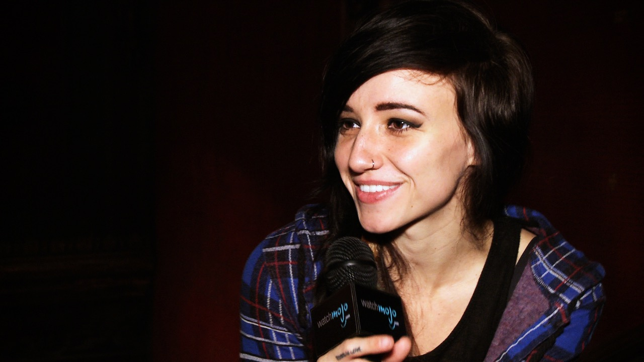Interview with LIGHTS: Songwriting and Goals