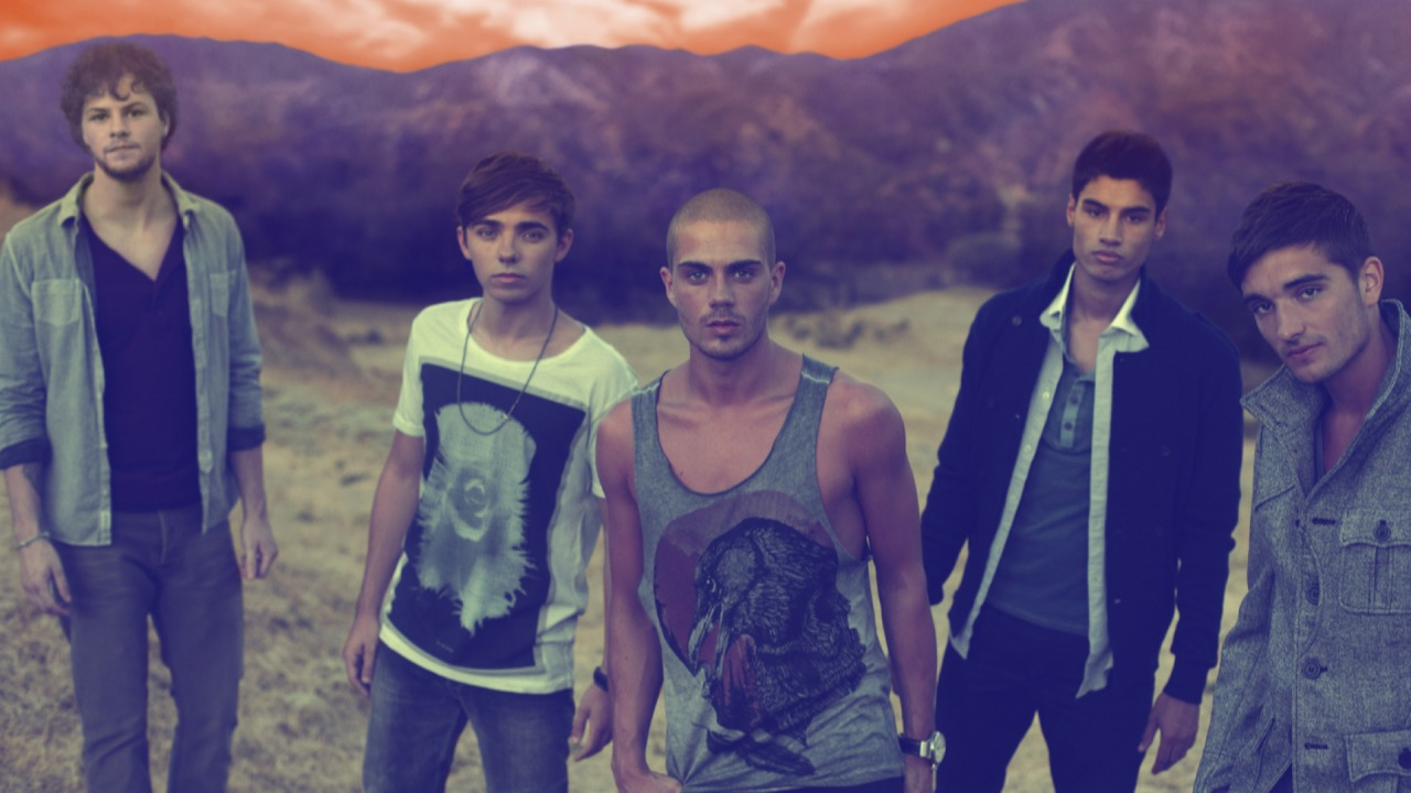 Interview with The Wanted on 'Battleground'