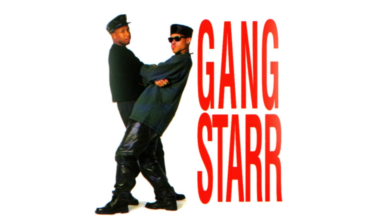 Gang Starr: History of the Hip Hop Duo