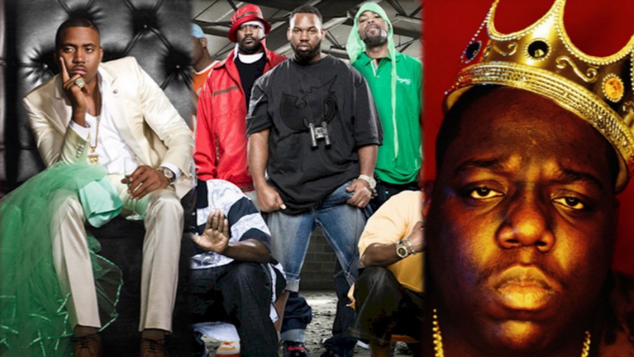 Top 10 Rap Acts Of All Time Watchmojo Com