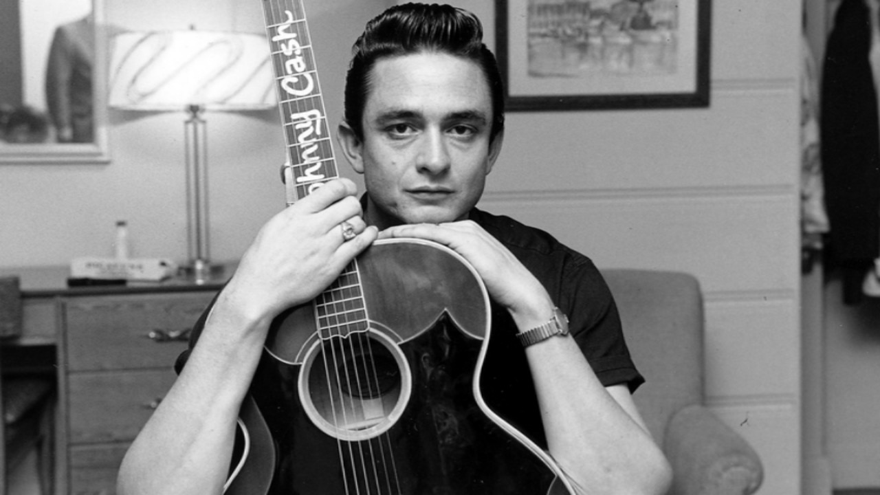 Johnny Cash Biography: Life and Career of the Country Singer-Songwriter
