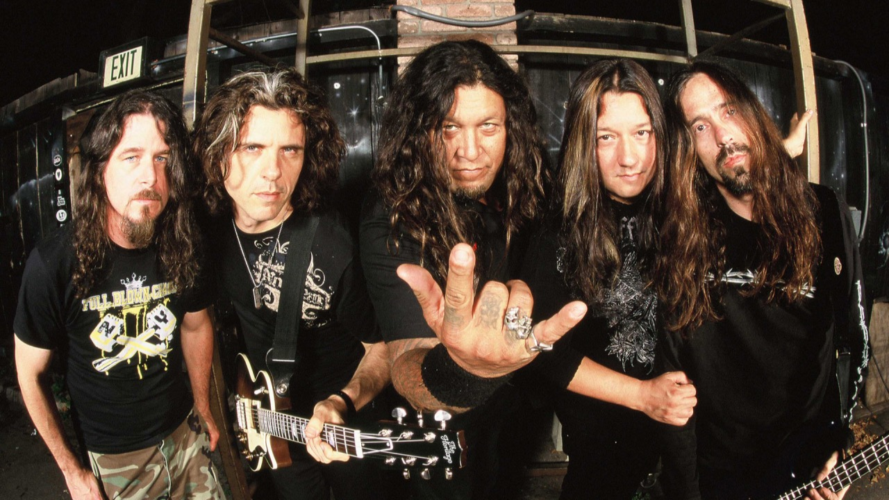 Interview with Testament: Chuck Billy, Eric Peterson