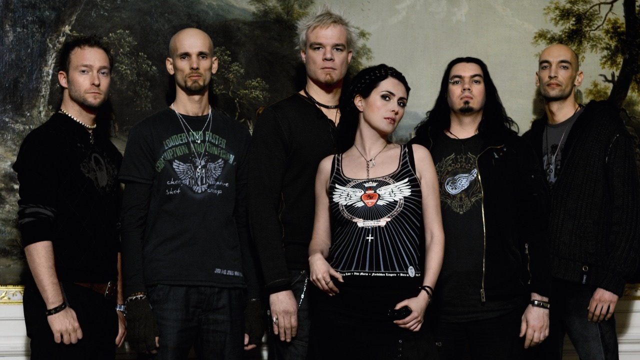 Interview with Within Temptation
