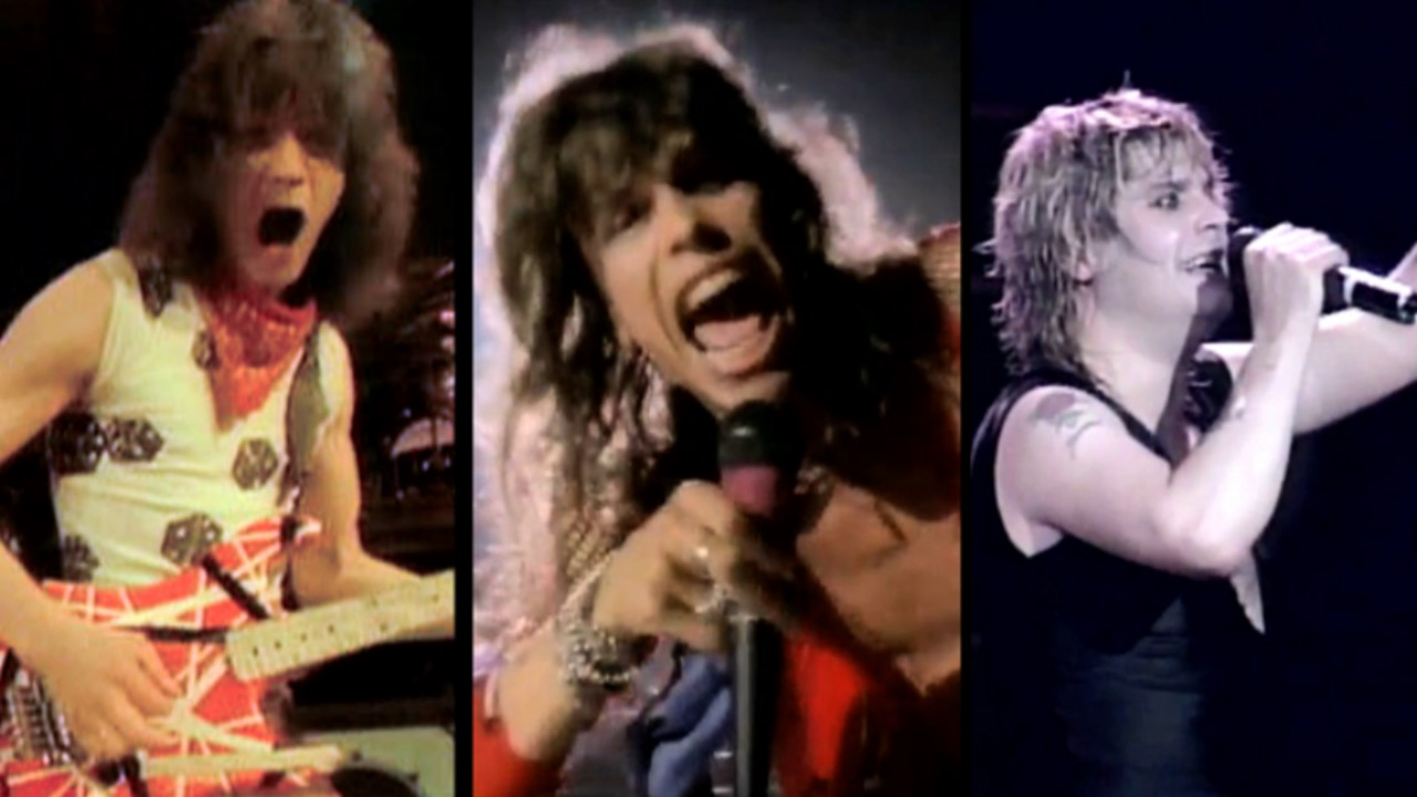 Top 10 Hard Rock Bands of the 1980s | WatchMojo com