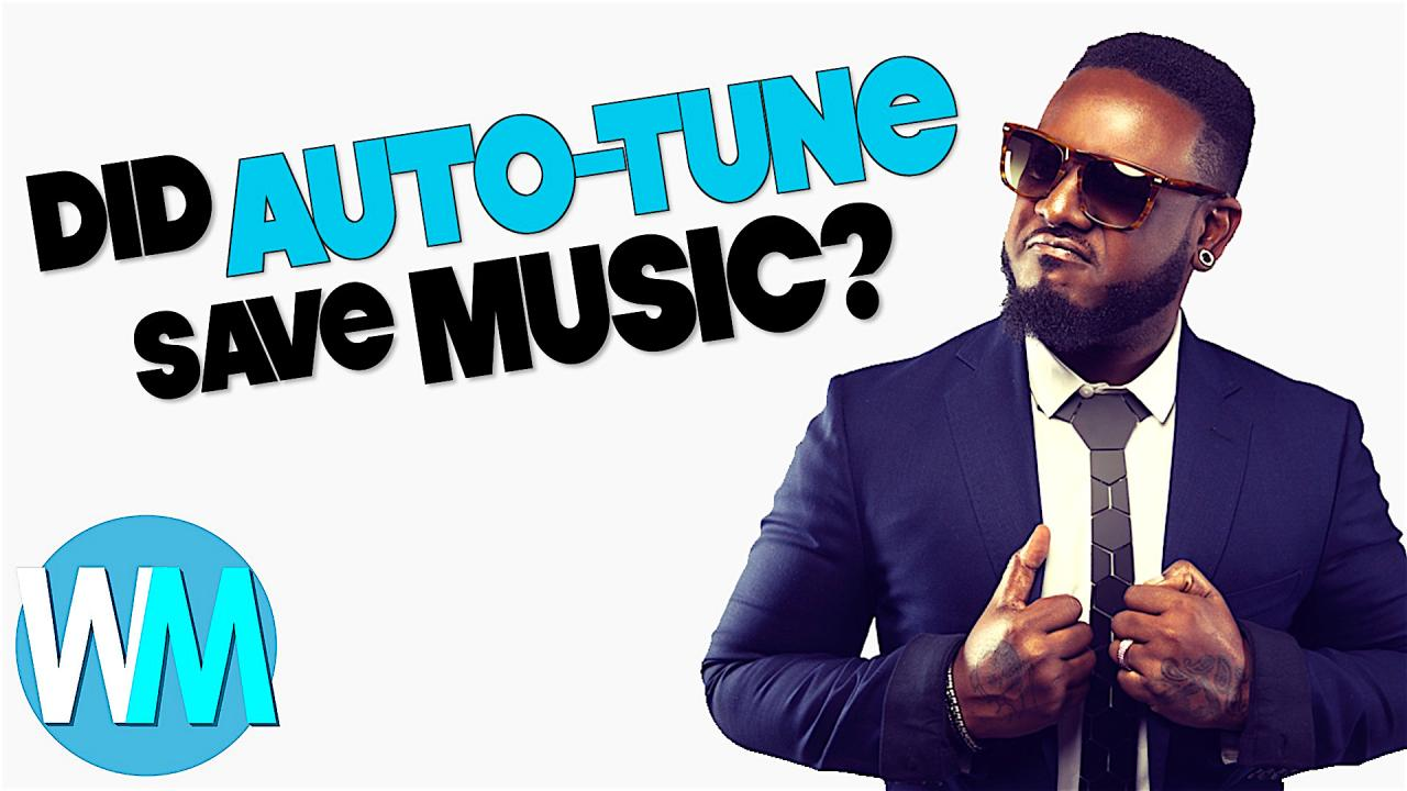 Did Auto-Tune Save Music?