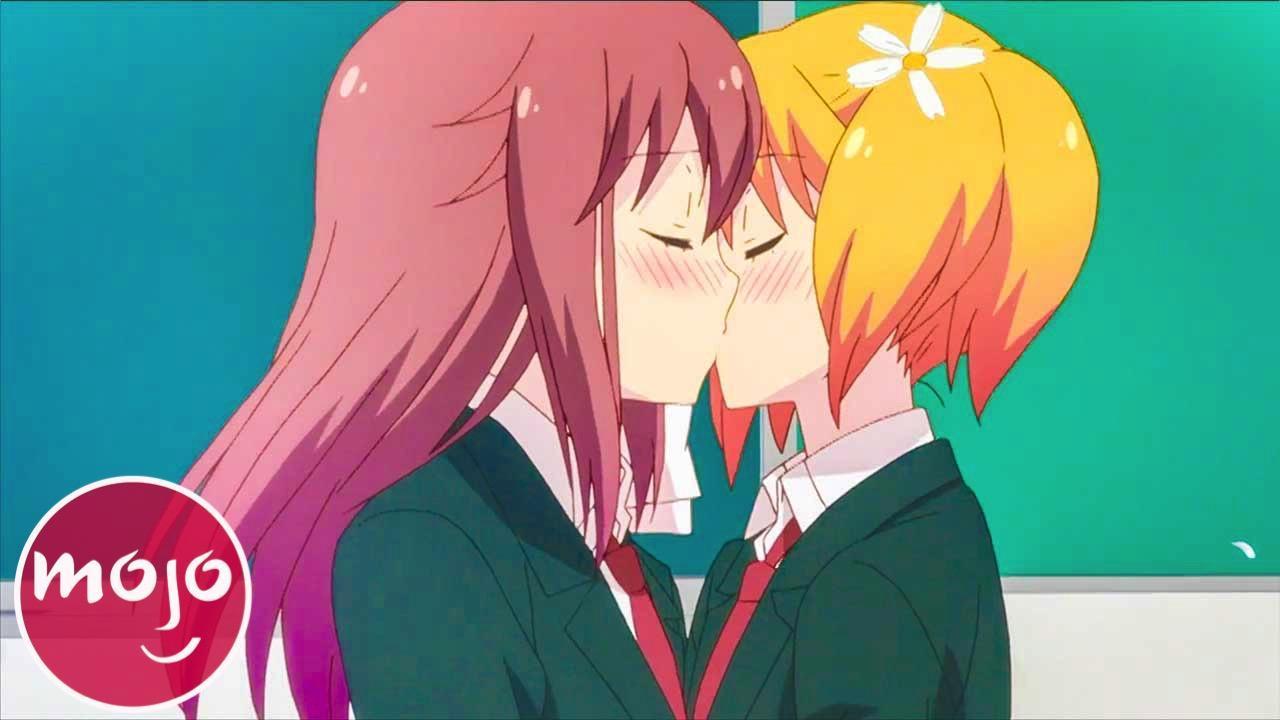 Anime Cute Lesbians top 10 lgbtq+ anime romances | watchmojo