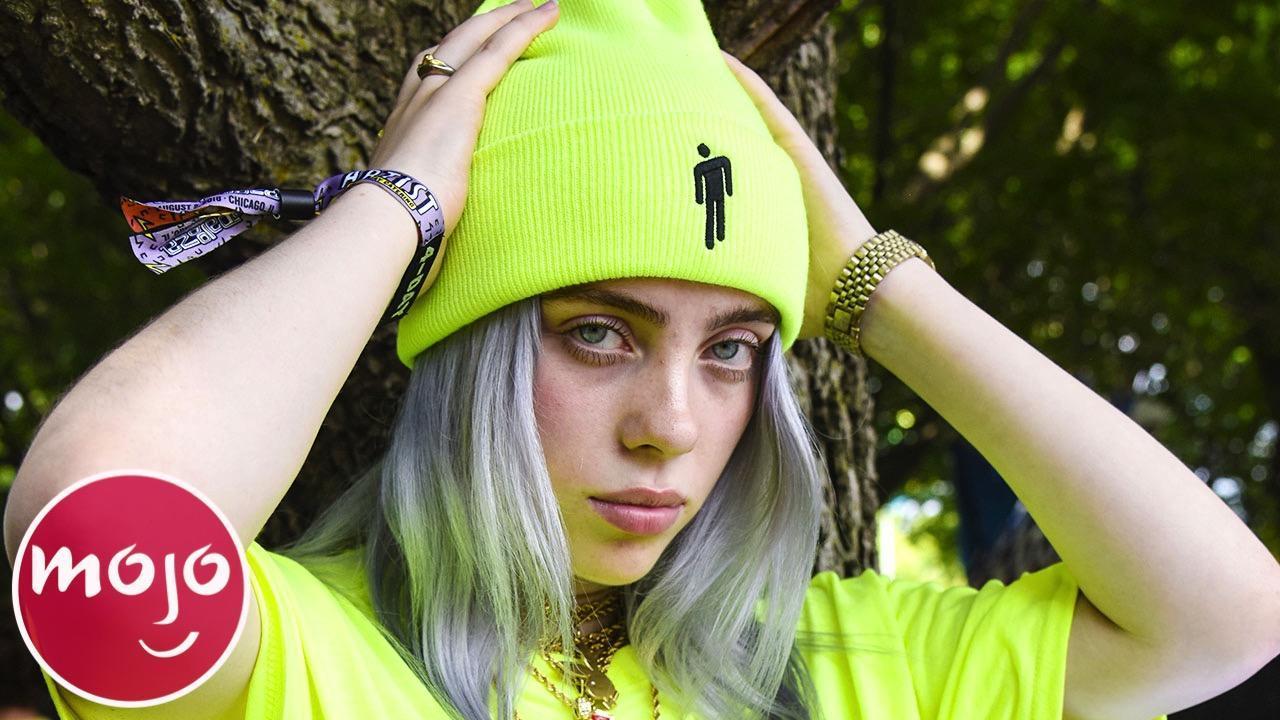 Top 10 Signature Billie Eilish Outfits Watchmojo Com