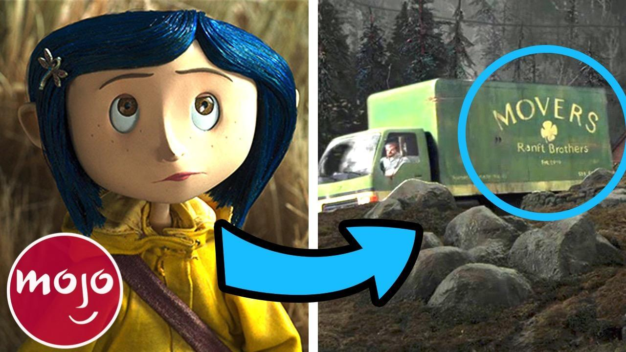 Top 10 Coraline Easter Eggs You Never Noticed Watchmojo Com