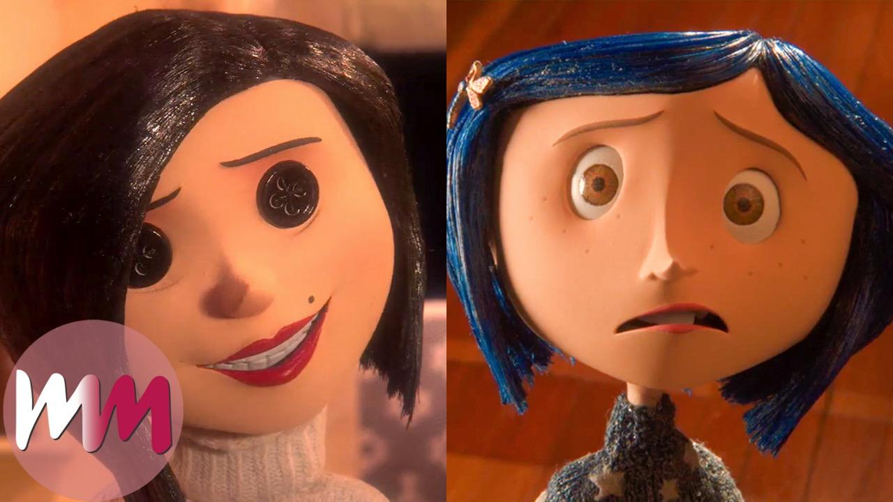 Top 10 Coraline Moments Watchmojo Com