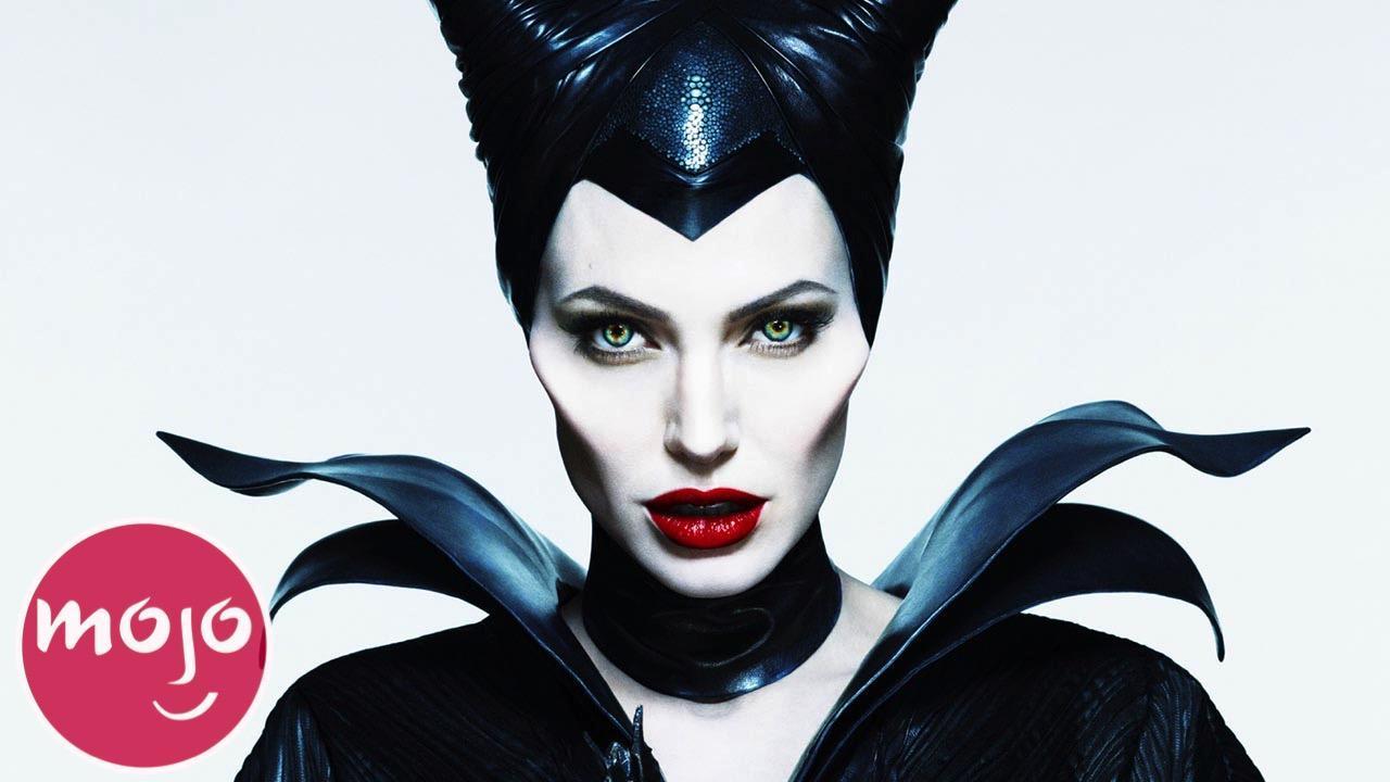 Top 10 Female Disney Villains (Live-Action) | WatchMojo com