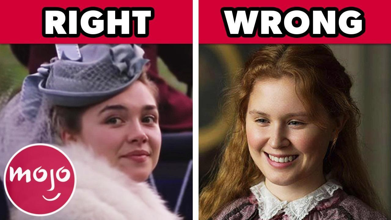 Top 10 Things Little Women 2019 Did Right Wrong Watchmojo Com
