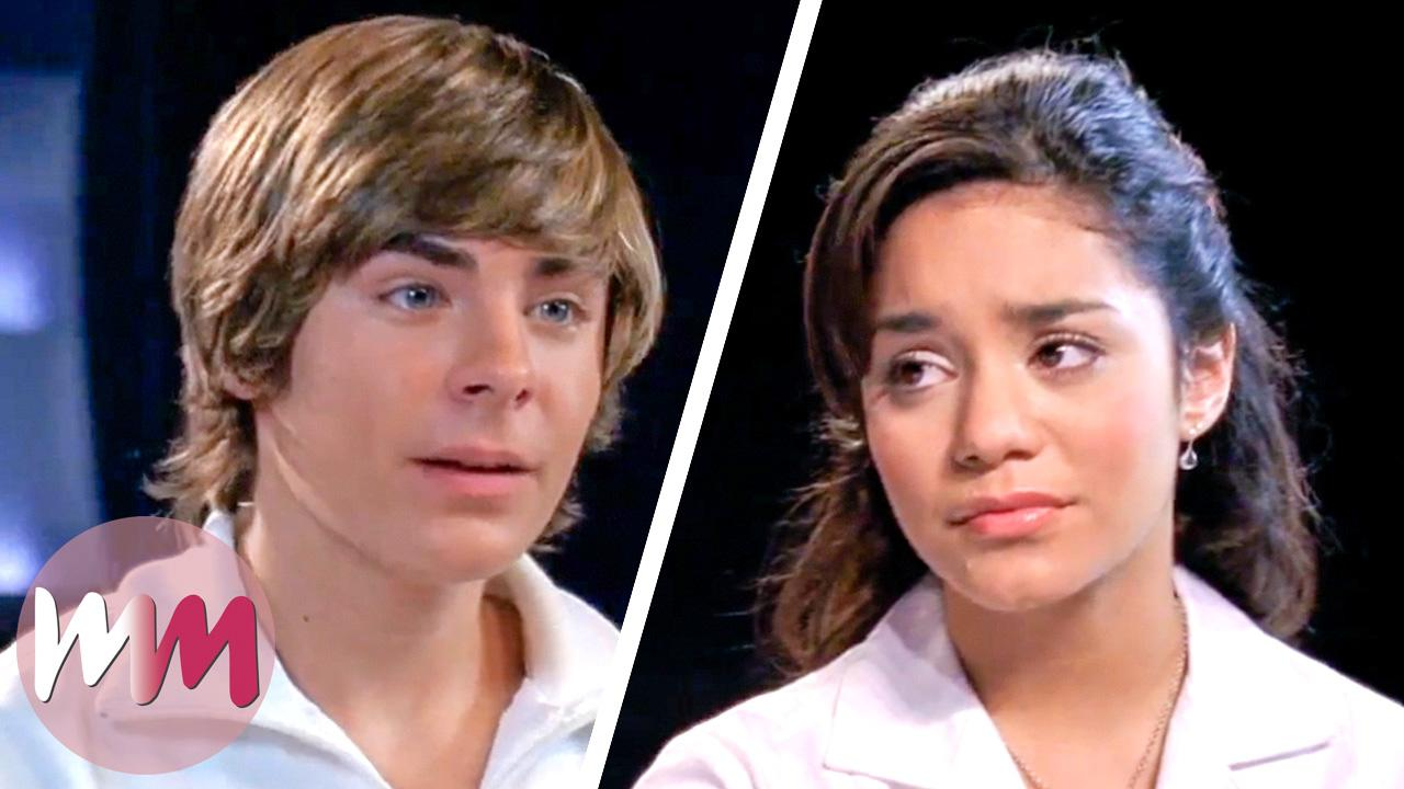 Top 10 Troy   Gabriella High School Musical Moments  040d040bb7