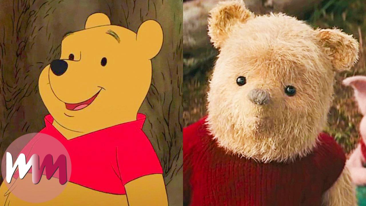 Top 5 Reasons You Need To See Christopher Robin 2018 Watchmojo Com