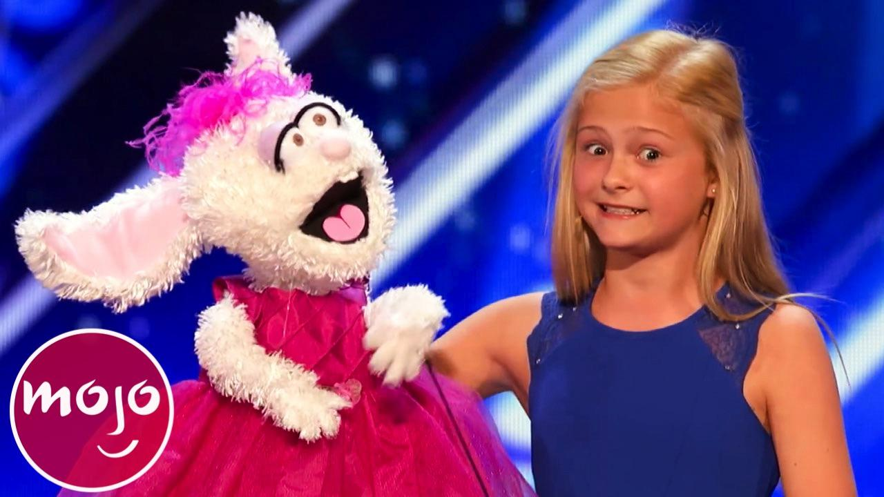 Top 10 America's Got Talent Golden Buzzer Auditions