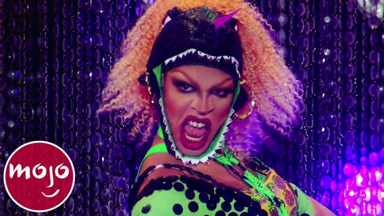Another Top 10 RuPaul's Drag Race Runway Outfits   WatchMojo com