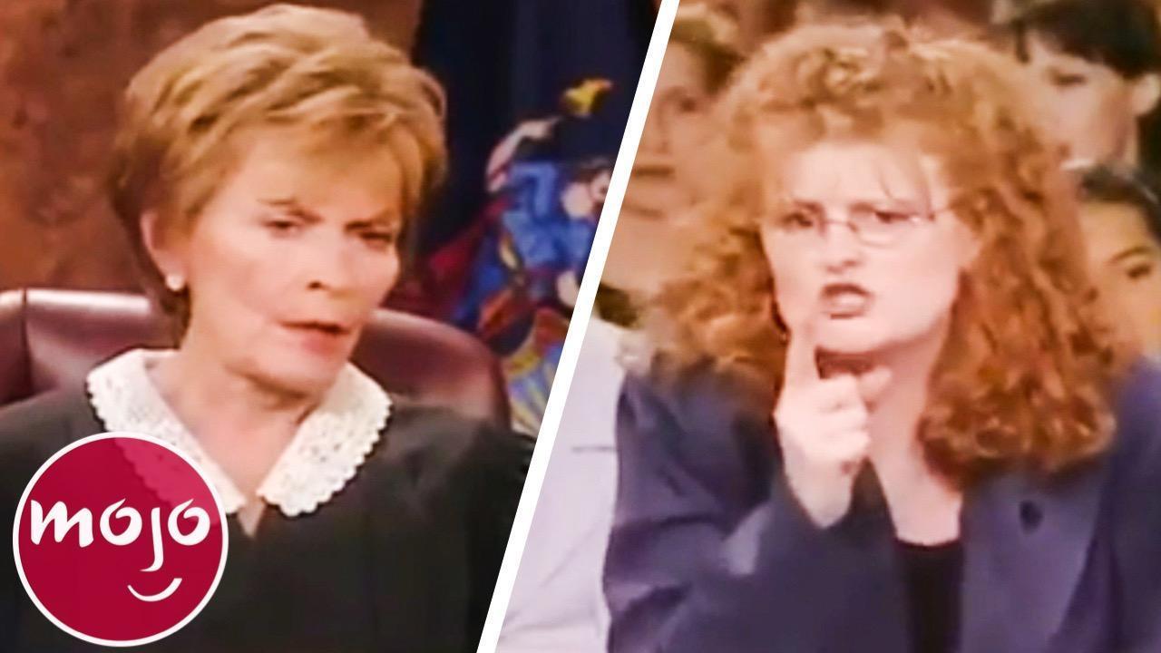 Top 10 Craziest Judge Judy Cases   WatchMojo com