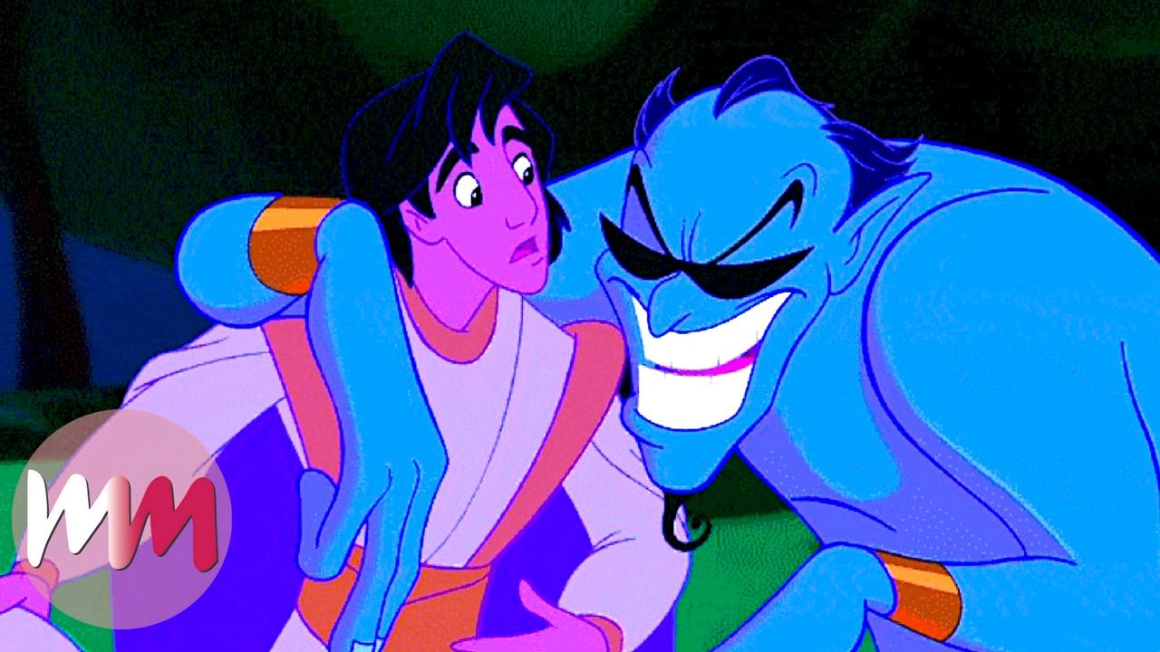 Top 10 Hilarious Adult Jokes in Disney Movies