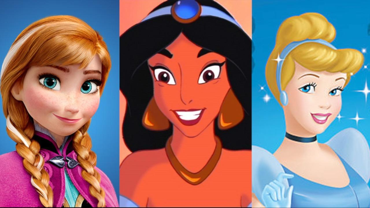 Top 10 Greatest Disney Princesses