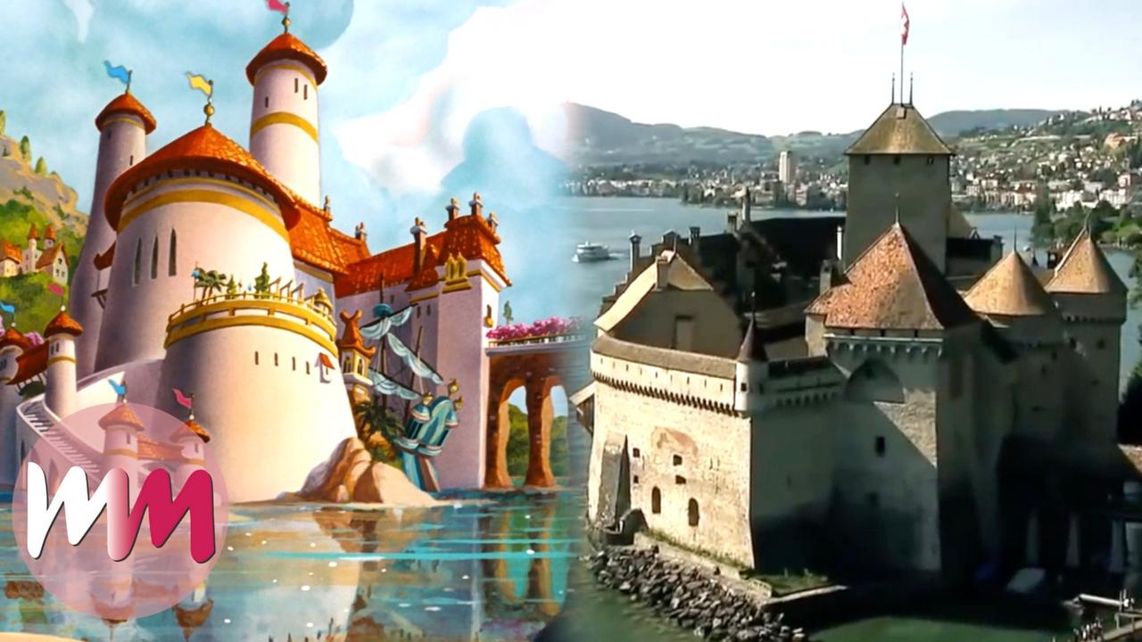 Top 10 Real Life Locations that Inspired Disney Movies